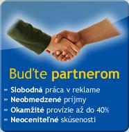 Buďte partnerom